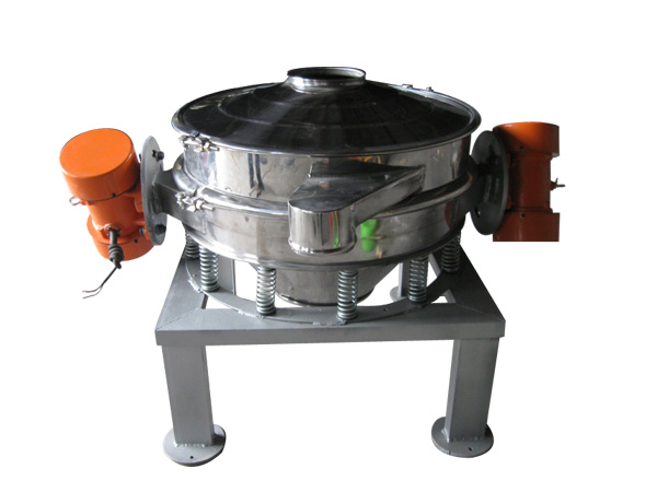 Direct discharge sifter