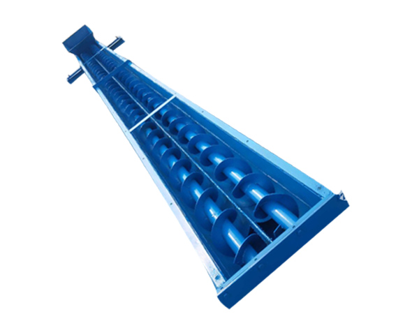 Two-axis Auger Screw conveyors