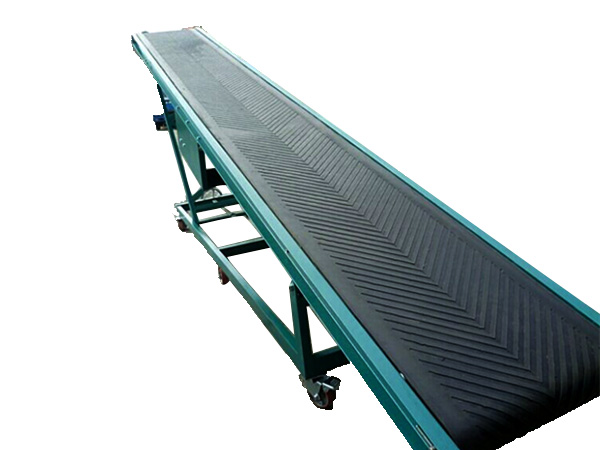 PVC Inclined belt conveyor